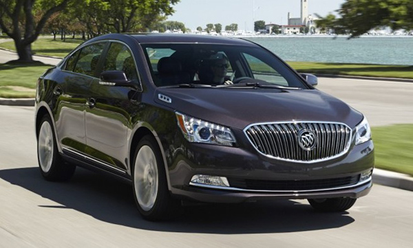 2016 Buick LaCrosse price, release date, engine
