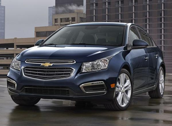 2016 chevrolet cruze price review engine release date. Black Bedroom Furniture Sets. Home Design Ideas