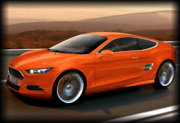 2016 Ford Capri Price Release Date Engine Design