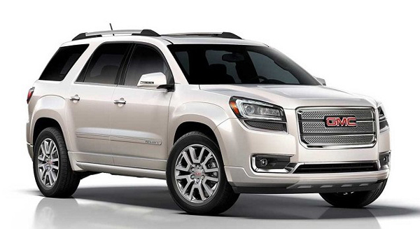 2016 gmc acadia release date price engine interior. Black Bedroom Furniture Sets. Home Design Ideas