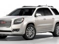 2016 GMC Acadia Release date4