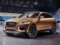 2016 Jaguar CX-17 Concept