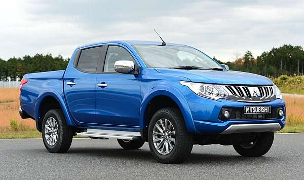 2016 mitsubishi l200 price release date engine interior. Black Bedroom Furniture Sets. Home Design Ideas