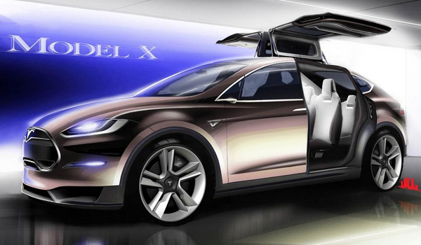 2016 Tesla Model X release date, price, engine