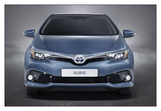 2016 Toyota Auris Price Release Date Engine