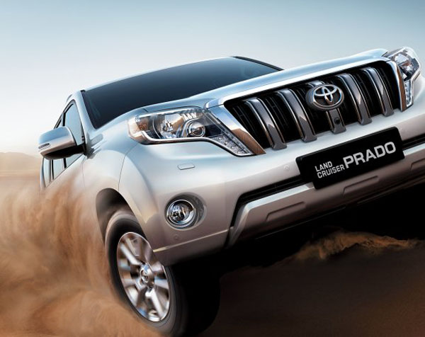 2016 Toyota Land Cruiser Prado Price, Engine, Release date