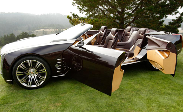 Cadillac Ciel Price >> 2017 Cadillac Ciel Price, Concept, Release date, Performance