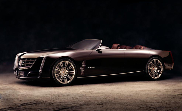 2017 Cadillac Ciel Price, Concept, Release date, Performance