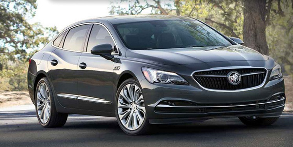 2017 Buick Lacrosse Interior And Exterior Cars Reviews
