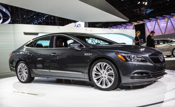 2017 buick lacrosse interior and exterior cars reviews. Black Bedroom Furniture Sets. Home Design Ideas
