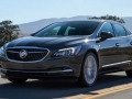 2017 Buick LaCrosse Interior and Exterior