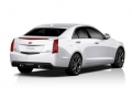 2015 Cadillac ATS sedan Midnight Edition
