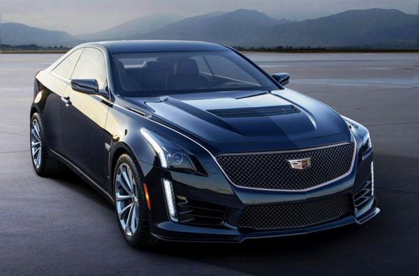 2017 Cadillac CTS-V Engine5