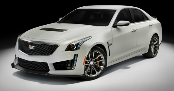 2017 Cadillac CTS-V Engine, Design, Interior