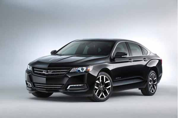 2017 Chevrolet Impala Release date and Price5