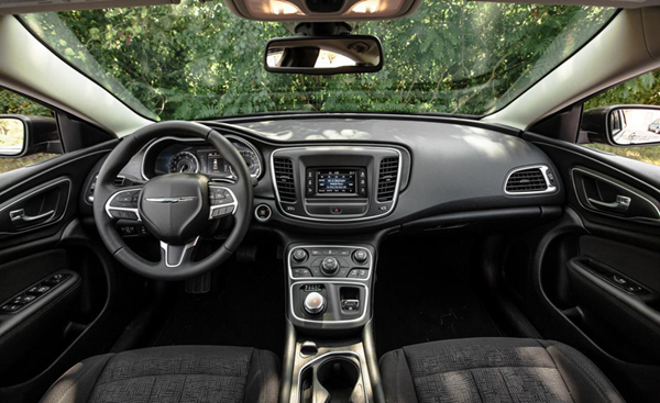chrysler 200 interior performance review7 mycars2016
