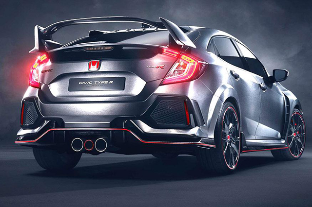 2017 honda civic type r release date price design. Black Bedroom Furniture Sets. Home Design Ideas