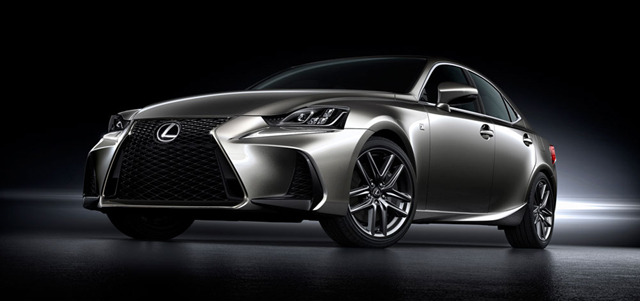 2017 Lexus IS10