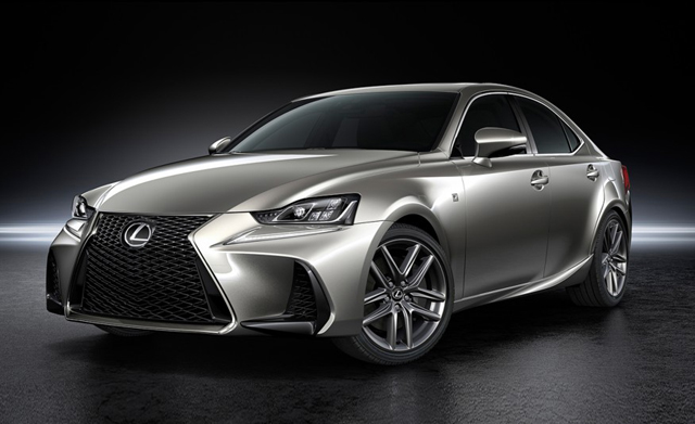 2017 Lexus IS11