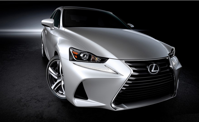 2017 Lexus IS13