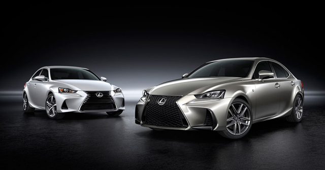 2017 Lexus IS5