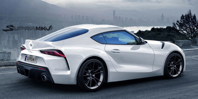2017 Toyota Supra – Latest Shots Show Supra's Look