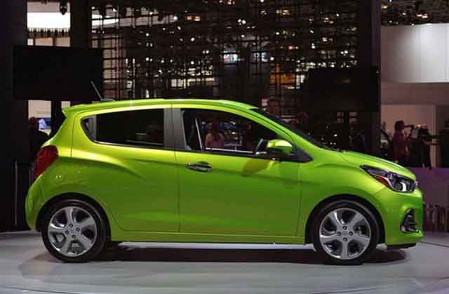 2018 chevrolet spark price release date performance