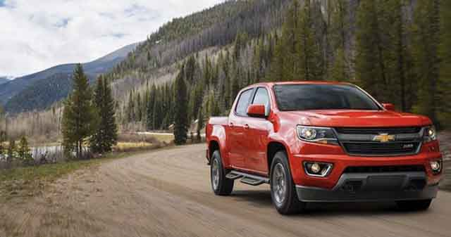 2018 Chevy Colorado Rumors1