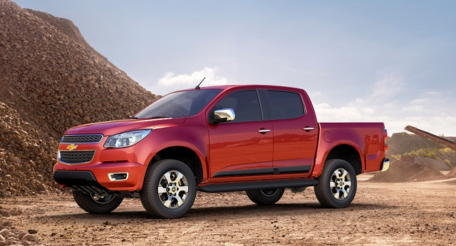 2018 Chevrolet Colorado Release date, Price, Rumors