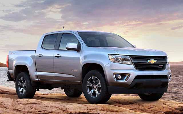 2018 Chevy Colorado Rumors6