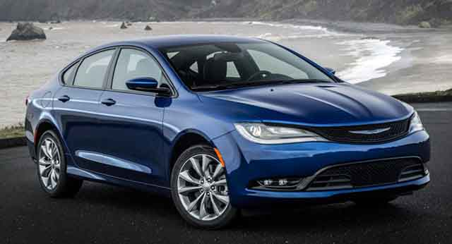 2018 Chrysler 100b