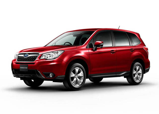 2018 Subaru Forester Price, Design, Changes, Engine