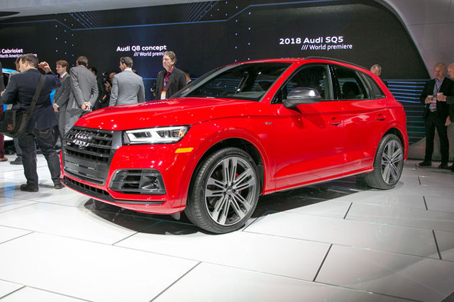 2018 audi sq5 design price release date performance. Black Bedroom Furniture Sets. Home Design Ideas