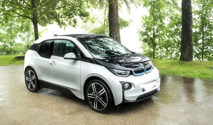 2018 bmw i3 powertrain specs price release date. Black Bedroom Furniture Sets. Home Design Ideas