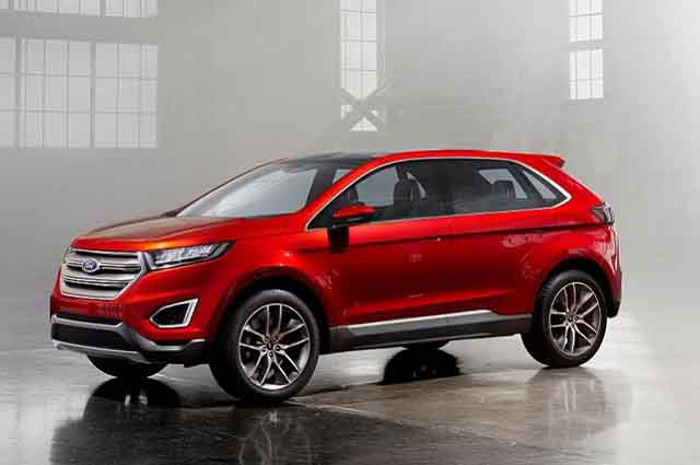 2018 Ford Edge Sport Refresh, Release date, Price