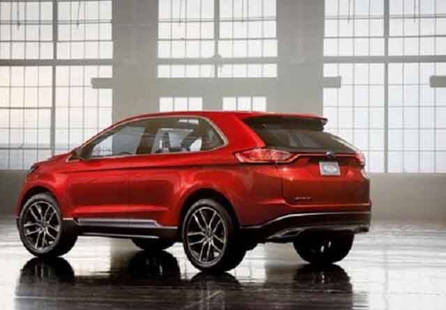Older Ford Edge  Ford Edge Sport Refresh Release Date Price