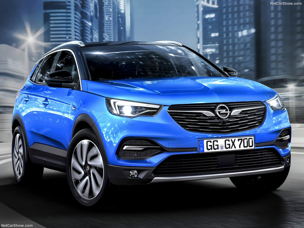 2018 opel grandland x price design interior specs. Black Bedroom Furniture Sets. Home Design Ideas