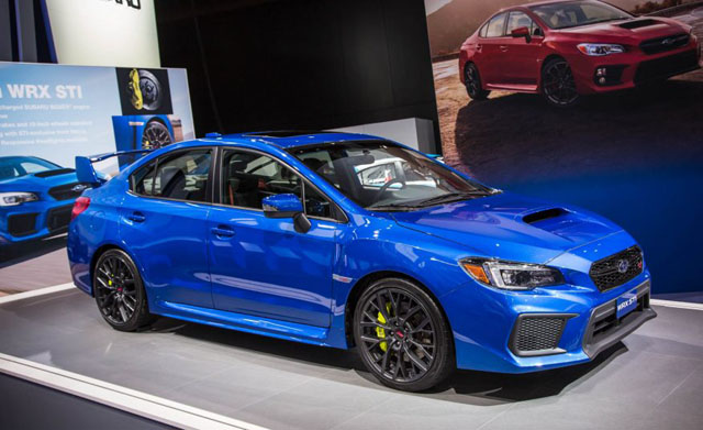 2018 subaru wrx sti design engine price release date. Black Bedroom Furniture Sets. Home Design Ideas