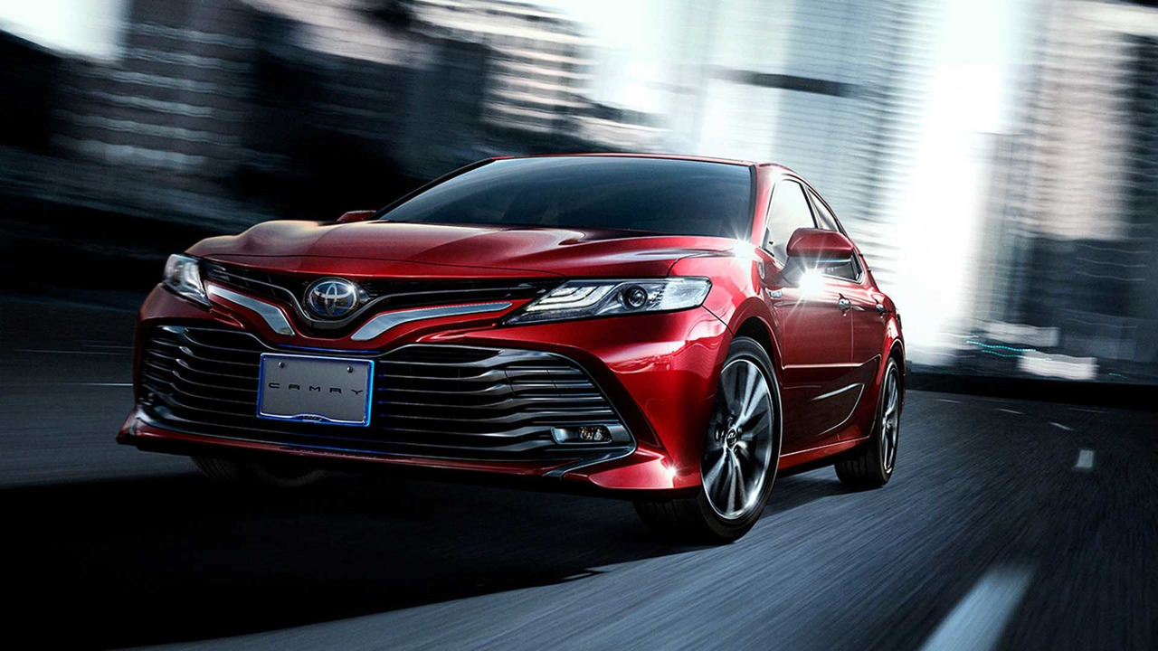 2018 toyota camry trd price release date specs. Black Bedroom Furniture Sets. Home Design Ideas