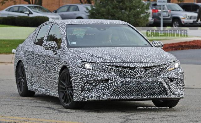 2018 Toyota Camry TRD Price, Release date, Specs
