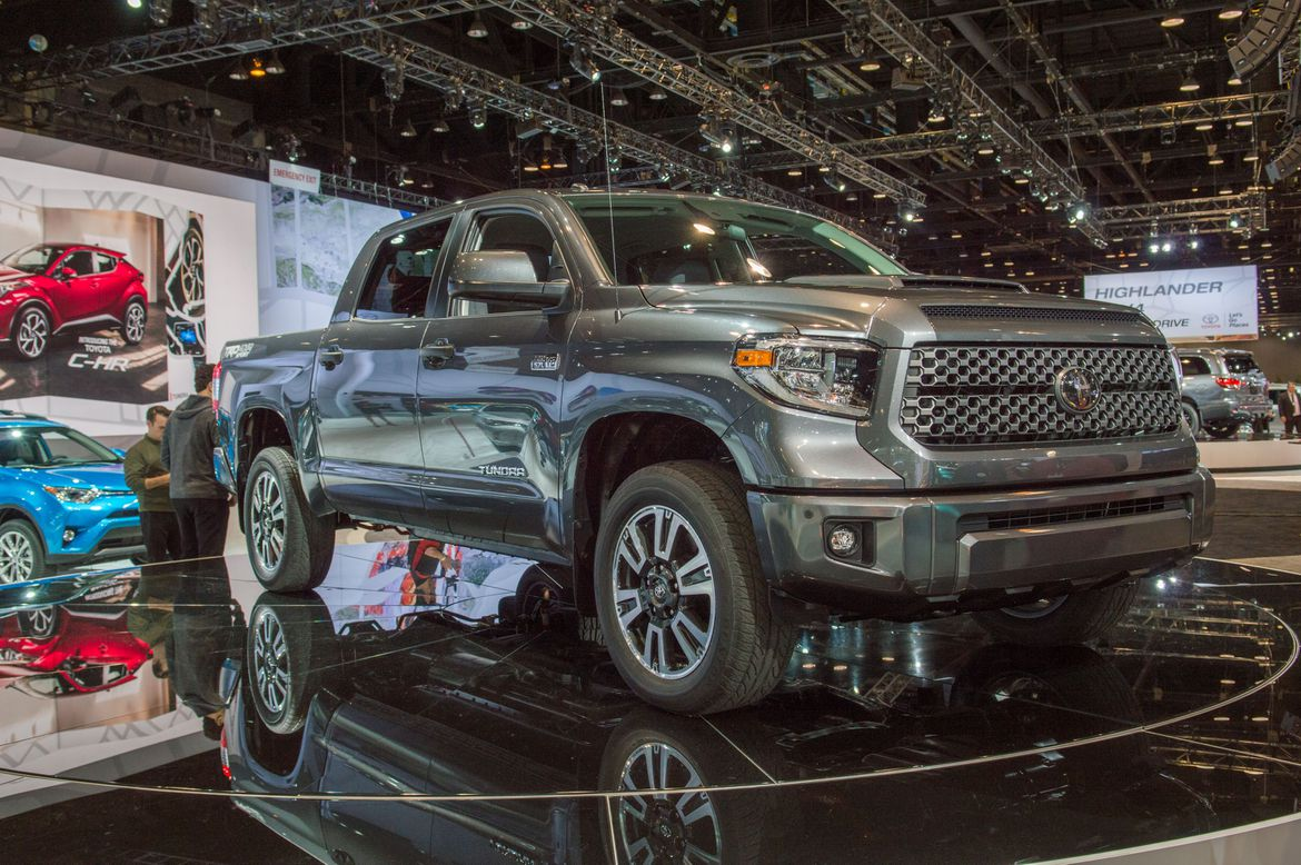 2018 toyota tundra price release specs design. Black Bedroom Furniture Sets. Home Design Ideas