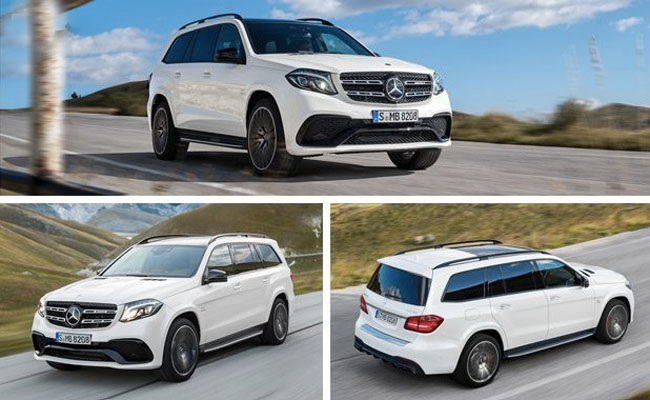 2019 mercedes benz gls design price engine performance. Black Bedroom Furniture Sets. Home Design Ideas