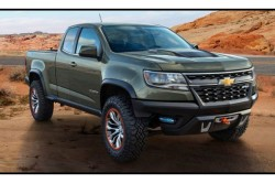 2015 Chevrolet Colorado ZR2a 250x166
