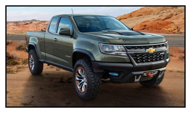 2015 Chevrolet Colorado ZR2a 630x374