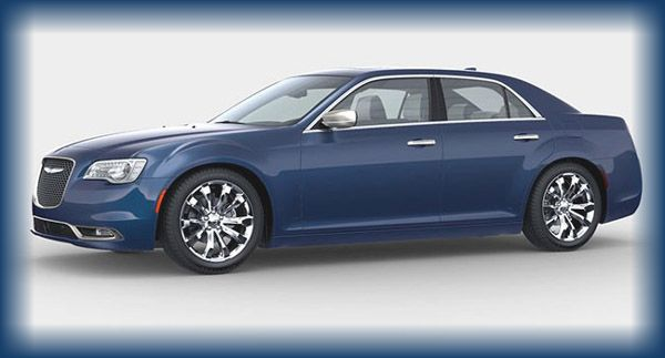 2015 Chrysler 300k