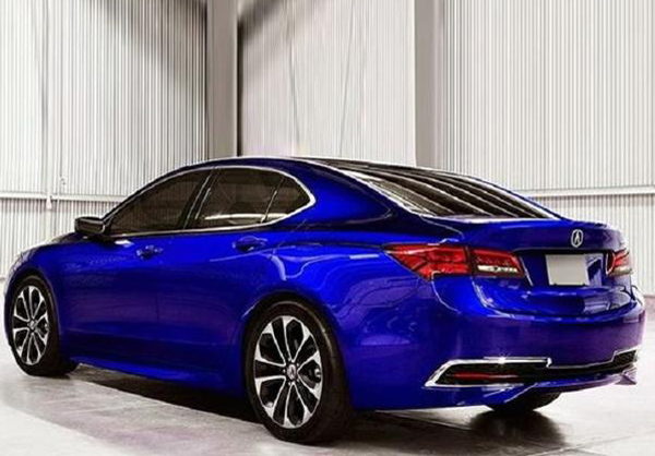 2016 Acura TLX Redesign1