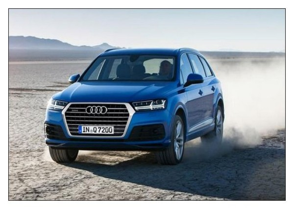 2016 Audi Q7 Price and Spec 600x426