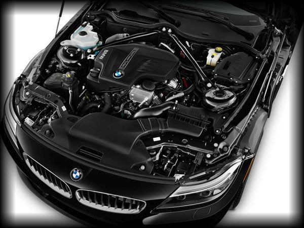 2016 BMW Z4 Roadster Engine6 600x450