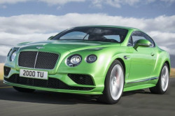 2016 Bentley Continental GT 250x166