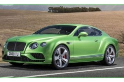 2016 Bentley Continental GT1 250x166